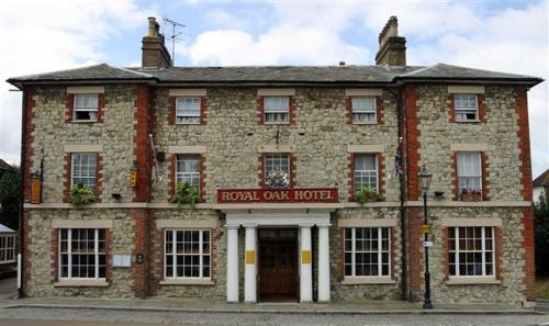 Royal Oak Hotel, Sevenoaks