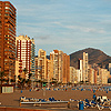 Accommodation in Benidorm